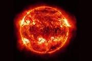 Солнце. Одна из работ Бенсона // www.nrm.se