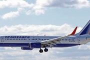 "Самолет Boeing 737-800 авиакомпании ""Трансаэро"" // transaero.ru"