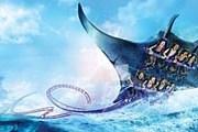 Уникальный аттракцион в парке SeaWorld. // attractionsmagazine.com