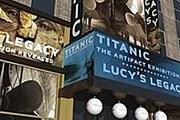 На Таймс-сквер все готово к открытию. // daylife.com
