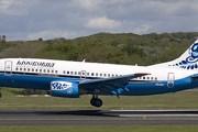 "Самолет Boeing 737-700 авиакомпании ""Московия"" // Fred Seggie - WorldAirImages"