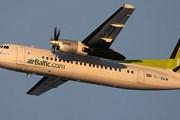 Самолет авиакомпании airBaltic // Airliners.net