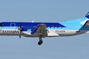 Самолет авиакомпании Estonian Air // Stefan Sjogren - Stockholm Arlanda Photography