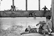 Симиан-ла-Ротонд, Франция, 1969. // Анри Картье-Брессон / Magnum Photos