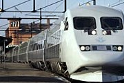 Поезд Х2000 // jonworth.eu