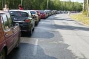 На 4%  сократилось число пересечений российско-финляндской границы. // А.Баринова
