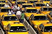 Такси Нью-Йорка будут перевозить больше пассажиров. // luxuryproperty.com