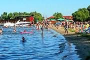 Варшавский пляж благоустроят. // wawajpg.blox.pl