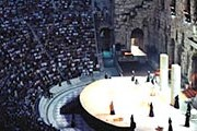 Спектакли под открытым небом пройдут в Афинах. // traveljet.gr