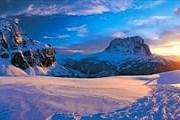 Доломитовые Альпы признаны уникальным природным ландшафтом. // dolomitisuperski.com