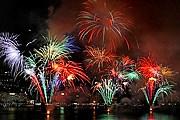 Фестиваль пиротехники - красочное зрелище. // flickr.com