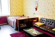 Максимальная вместимость отеля - три человека. // hotelroom.fi