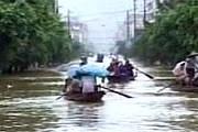 Юго-восток Китая пострадал от наводнения. // EuroNews