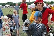 Туристы смогут посмотреть рыцарские турниры. // aamm.dk