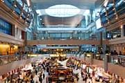 Один из терминалов аэропорта Дубая // Altrendo travel