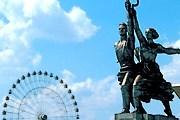 """Скульптура вернется на свое место в этом году. // РИА """"Новости"""""""