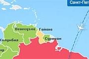 Фрагмент карты // Travel.ru