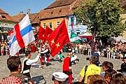 Гости смогут погрузиться в атмосферу Средневековья. // wikitravel.org