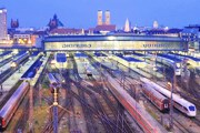 Вокзал Мюнхена // bahn.de