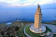 Башня Геркулеса включена в Список Всемирного наследия ЮНЕСКО. // wordpress.com