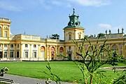Старейшая часть дворца закроется на ремонт. // wilanow-palac.art.pl