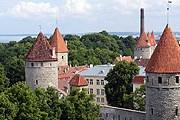 По узким улочкам Старого Таллина сложно приехать на вызов быстро. // vikingtravel.com