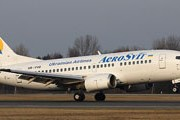Самолет авиакомпании Aerosvit // Airliners.net