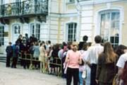Ежегодно Эрмитаж посещают около 2,5 миллионов человек. // vestnik.com