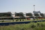 Не работающий пока новый терминал аэропорта Сочи // Travel.ru