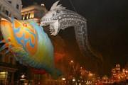 Спектакли театра Plasticiens Volants - незабываемое зрелище. // plasticiensvolants.com