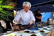 На фестивале свое мастерство продемонстрируют шеф-повара. // ofds.pl