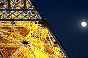 Подсветка Эйфелевой башни изменится. // GettyImages / David Sanger