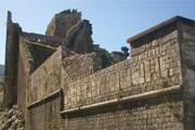 Крепость находится на высоте 260 метров. // Travel.ru