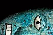 Знаменитая ацтекская маска из бирюзы – экспонат выставки. // britishmuseum.org