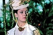 Беата Тышкевич в роли Изабеллы Ленцской в экранизации романа, снятой в 1968 году. // filmpolski.pl