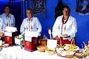 Фестиваль знакомит публику с традиционной польской кухней. // ugnowytarg.pl
