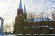 Помимо этого музея, в Аникщяе много других достопримечательностей. // Wikipedia