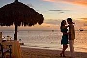 Аруба ждет влюбленных. // weddings.arubamarriott.com
