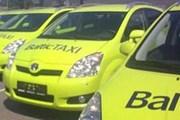 Автопарк BalticTAXI состоит из 50 автомобилей Toyota. // baltic-course.com