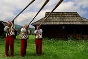 Гости праздника смогут больше узнать о традициях гуцулов. // wikipedia.org