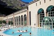 Lindner Alpentherme - один из крупнейших spa- и велнес-центров в Альпах. // myswitzerland.com