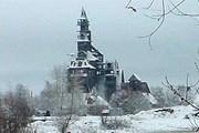 Прежде самое высокое деревянное здание находилось в Архангельске. // snegopad.net