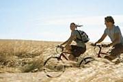 Велотуризм набирает популярность. // J.A. Bracchi