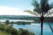 Озеро Виктория – второе по величине пресноводное озеро в мире. // panoramio.com