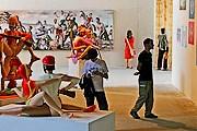 С современным искусством можно познакомиться в Стамбуле. // universes-in-universe.org