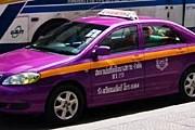 Такси в Бангкоке // taxi-blog.ru