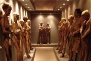 В главной экспозиции музея - свыше 100 мумий. // momiasdeguanajuato.gob.mx
