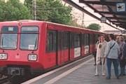 Поезда S-Bahn в Берлине отправлены на проверку. // Railfaneurope.net