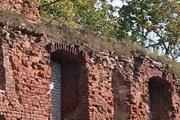 Замок Бальга - один из самых известных памятников средневековой рыцарской архитектуры. // kaliningrad.rfn.ru