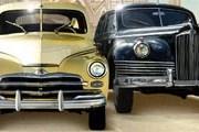 В экспозицию музея войдет коллекция ретроавтомобилей. // auto-retro-museum.ru